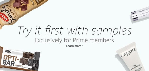 Amazon Sample Deals!