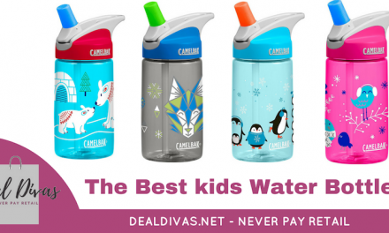 CamelBak Eddy Kids Water Bottle