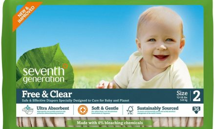 Seventh Generation Mega Diaper Deal! 50% Off!