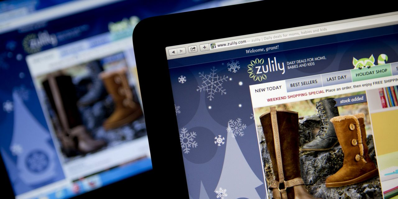 Save up to 70% at Zulily Every Day!